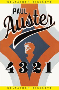 Paul Austerin 4 3 2 1 on suuri tarina elämän monista poluista, sattuman oikuista ja syntymäoikeudesta sekä yhden sukupolven Amerikasta.