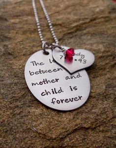 The love between mother and child is forever by TenSevenDesigns, $26.00