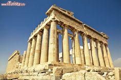Il Partenone, Grecia Capolavoro supremo ...