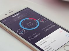 UI / UX: Dompet Wallet App by Bagus Fikri—The Best iPhone Device Mockups → store.ramotion.com