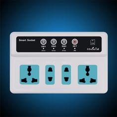 High Quality 3 Sockets Switch Remote Control Wireless 3 Sockets Mobile Phone GSM SIM Smart Socket Switch Wholesale #Affiliate