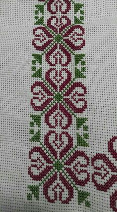 Discover thousands of images about Palestinian Cross Stitch Pillow, Cross Stitch Borders, Cross Stitch Alphabet, Cross Stitch Flowers, Cross Stitch Designs, Cross Stitching, Cross Stitch Embroidery, Hand Embroidery, Embroidery Needles