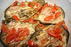 Bon appetit! ricette semplici... Melanzane farcite