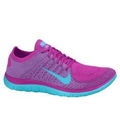 huge discount 7a5f7 51393 Zapatillas de running de mujer Free 4.0 Flyknit Nike Diseños De Zapatos,  Zapatillas De Moda