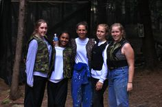 Paintball isn't just a guy thing