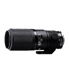"""AF Micro-Nikkor 200mm f/4D IF ED- This shares the bulk of the macro duties with the 85mm PC. If I don't need the T/S capabilities of the 85mm, this gives me a little more """"breathing room""""."""