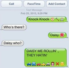 Funny knock knock jokes dating