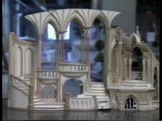 Beauty and the beast model