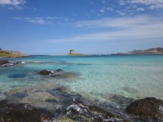 Spiaggia La Pelosa in Stintino, Sardegna