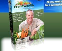 WuW's Food4Wealth Exclusive Discount - The Secret to the Easiest Way to Grow Fresh Organic Vegetables in your Veggie Garden without digging or weeding - low effort way to grow food