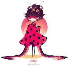 ♡ Miraculous Ladybug ♡ Tikki