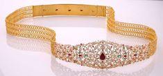 Indian Jewellery and Clothing: Oddiyanam/Kammar patta/waist belt