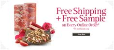 Fall in love with free shipping on teavana.com.