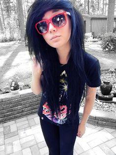 beautiful-drop-dead-emo-emo-punk-girl-Favim.com-259748.jpg (316×422)
