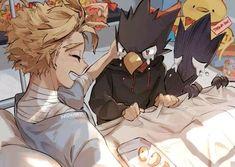 Anime: My Hero Academia My Hero Academia Shouto, Hero Academia Characters, Anime Characters, My Doppelganger, Bakugou Manga, Bakugou And Uraraka, Tamako Love Story, Image Manga, Fanarts Anime