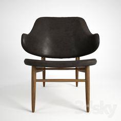 easy chair Kofod Larsen