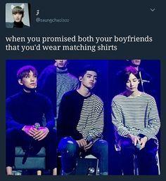 Ha! Jeongcheol & whatever they call Joshua and S. Coups.