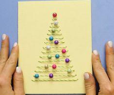 11 lenyűgöző karácsonyi képeslap házilag: Ezeket készítsd el a gyerekkel idén! - Lépésről lépésre videóval - Nagyszülők lapja Christmas Crafts For Gifts, Christmas Time, Christmas Cards, Crafts For Kids, Christmas Decorations, Xmas, School Photo Frames, School Photos, Paper Crafts