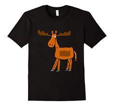 Men's Smiletodaytees Funny Primitive Art Moose T-shirt  2... https://www.amazon.com/dp/B01MQ2J57W/ref=cm_sw_r_pi_dp_x_Hqpiyb5QS5N09