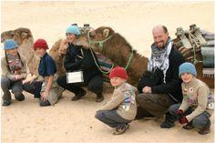 The Crazy Nomadic Family