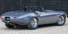 Eagle Spyder GT Is the Most Beautiful Jaguar E-Type Restomod Yet
