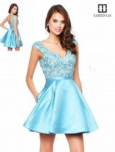 026944aa7c5 Junior Prom   Short Dresses — Dress Gala