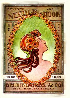 1903 belding by Embroiderist, via Flickr