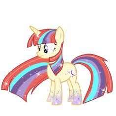 Moondancer Rainbow power by SilentMissDawneeer.deviantart.com on @DeviantArt