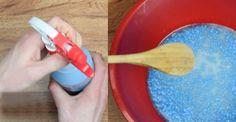Downy Unstoppable/Gain beads, baking soda, boiling water makes homemade febreze!