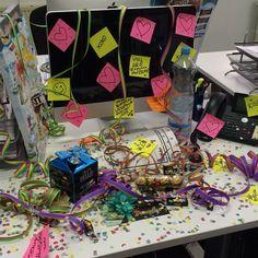 Wer hier nicht arbeitet, verpasst was! Happy Birthday, liebe Steffi und DANKE für alles!
