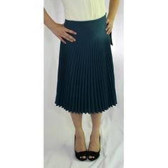 Accordion Pleat Skirt - on sale for $24
