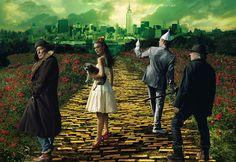 """""""Annie Leibovitz - Keira Knightley as Dorothy Gale 'Wizard of Oz'. """""""