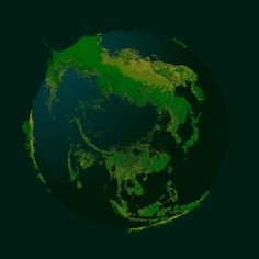 Trillions of Trees - Tulp Data Visualization, Geo, Infographics, Maps, Trees, Design, Infographic, Blue Prints, Tree Structure