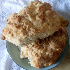 Apple Pie Scones - Sugar Dish Me