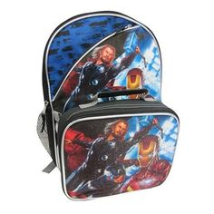 the avengers backpack