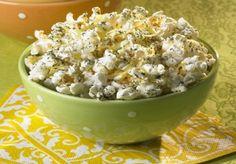 Dill + Lemon Popcorn