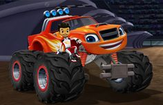 """NickALive!: Nickelodeon USA To Premiere """"Blaze and the Monster Machines"""" On Monday 13th October 2014"""