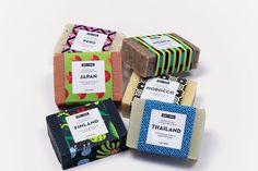 Simple Soap Cigar Bands | Unique Product Design | Social Good Packaging