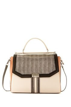 BCBGMAXAZRIA Allie Satchel by Non Specific on @HauteLook