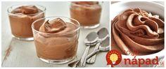 Najlepšia diéta na svete: 21 fantastických FITNESS receptov, vďaka ktorým si udržíte štíhlu líniu po celý rok! Gluten Free Sweets, Banana Bread, Peanut Butter, Pudding, Cooking, Fitness, Desserts, Recipes, Food