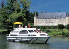 "Jarnac, France: Rent a boat and cruise: Situated on the gentle banks of the Charente, Jarnac remembers the time when its port welcomed salt and wine in abundance. The town quickly became a large trade center because of its position in the middle for the production area for the well known"" life water"" of Cognac."