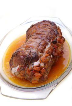 Kačacia roláda - Recept pre každého kuchára, množstvo receptov pre pečenie a varenie. Recepty pre chutný život. Slovenské jedlá a medzinárodná kuchyňa