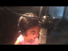 'Chandelier' by 8 year old OC Hit Factory artist, Sydney Haik - YouTube' - THIS IS SO F*********** AMAZING!!!!!