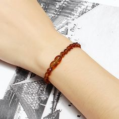 Fashion Multicolor Natural Amber Bracelets Chain Trendy Amber Elastic Bracelet Gift for Girl Women Body Jewelry, Jewelry Sets, Jewelry Watches, Women Jewelry, Bohemian Bracelets, Fashion Bracelets, Gifts For Girls, Gifts For Women, Amber Bracelet