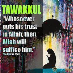 What is Tawakkul?   #FaithInAllah #Quran #Islam