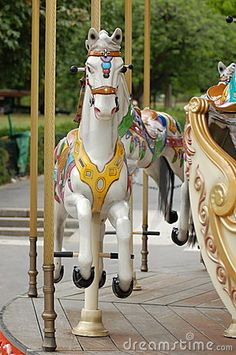 Photo about Carousel horse in Trocadero Square, Paris, France. Image of horse, play, painted - 11304337 Carosel Horse, Amusement Park Rides, Rocking Horses, Sand Sculptures, Carousel Designs, Merry Go Round, Horse Love, Caravans, Image Photography