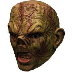 Incarnez un zombie en décomposition pour Halloween en portant ce masque en latex…