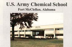 fort mccellian | Fort McClellan 1995