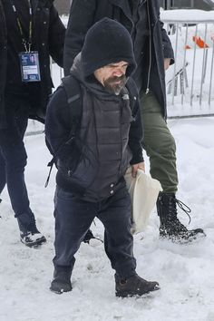 Peter Dinklage wears a Game of Thrones backpack as he promote his film 'Rememory' At Sundance.  • Celebrity WOTNOT ------------------------ For further information on this story and image please visit www.celebritywotnot.com. These Images are ©Atlantic Images. No use without permission. Please contact Atlantic Images for licensing.