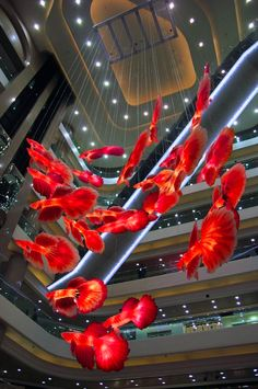 Time Square mall, Hong Kong - via @cocoandcowe